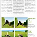 PT Magazine, Yoga more Gain more, p.2