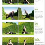 PT Magazine, Yoga more Gain more, p.3
