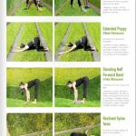 PT Magazine, Yoga more Gain more, p.4
