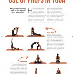 PT Magazine, Use of props in Yoga, p.1