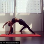 How to: Wild Thing Pose, Camatkarasana
