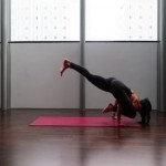 How to: Flying lizard, Uttana prasithasana