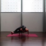 How to: Eight angle pose, Astavakrasana