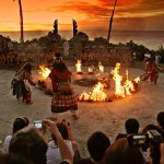 Kecak and Fire Dance Performance